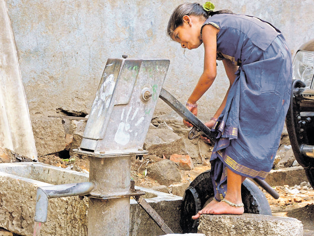Water in BWSSB's 6k borewells unfit for drinking: PAC report