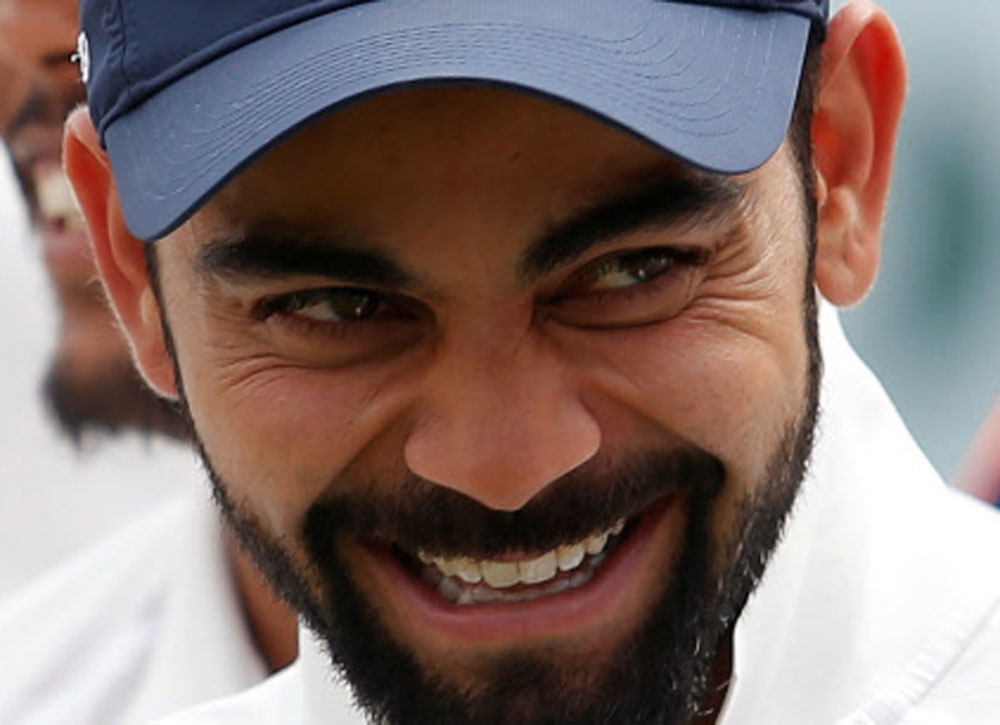 Aussie cricketers are no longer friends, says Virat Kohli
