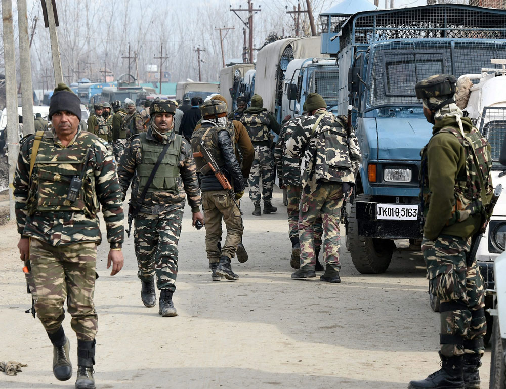 Budgam encounter ends after militant killed, 3 civilians also lose life
