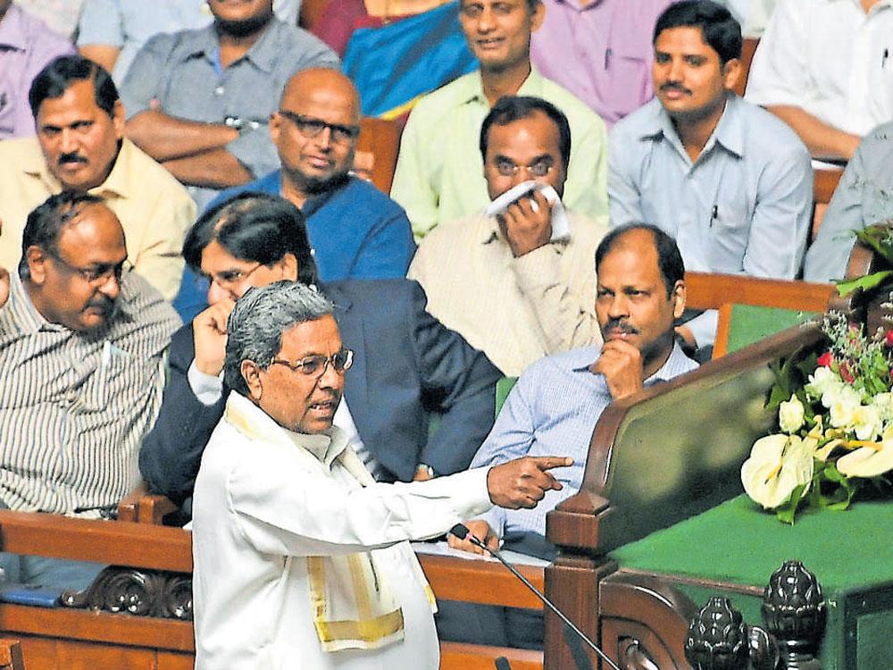 I am pro-Ahinda, have no inhibitions: CM