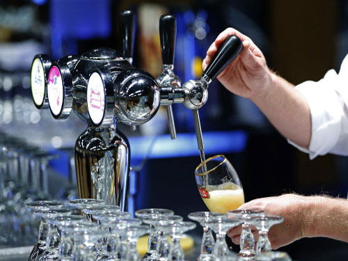 Taste of lager beers from WWI-era decoded