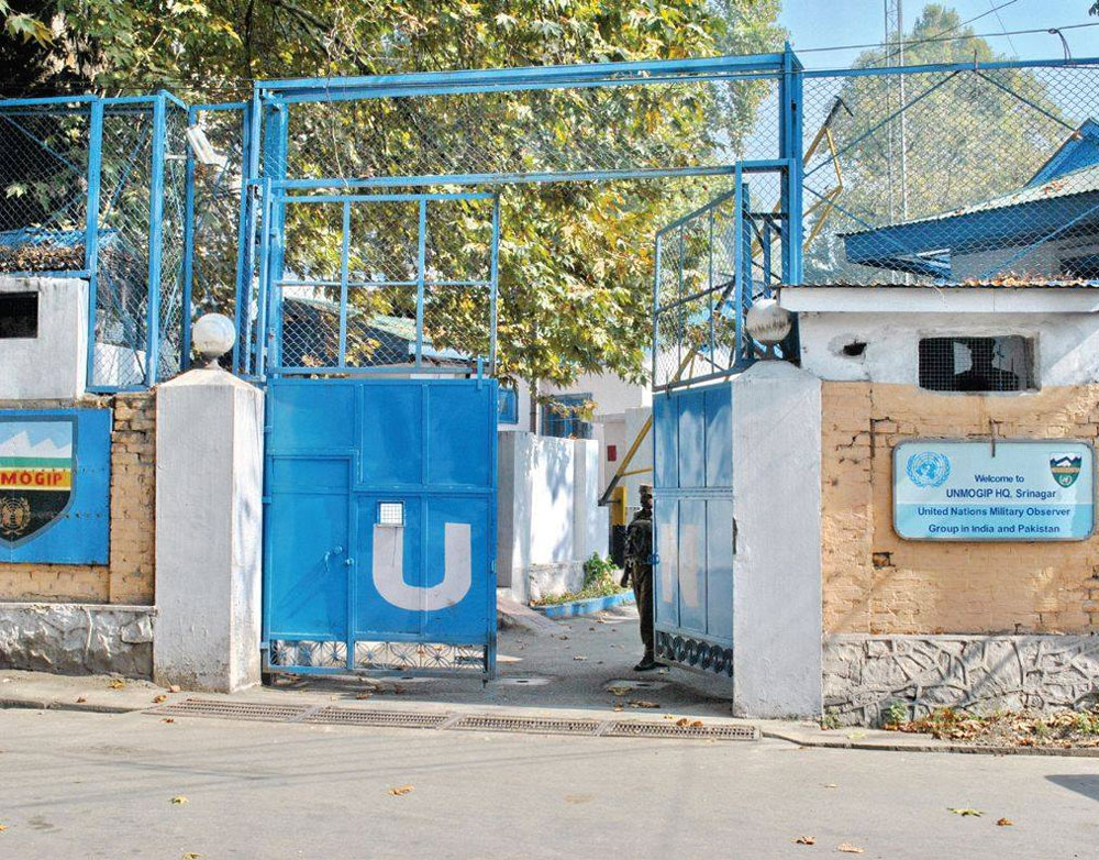India not blocking UNMOGIP from presenting reports: UN