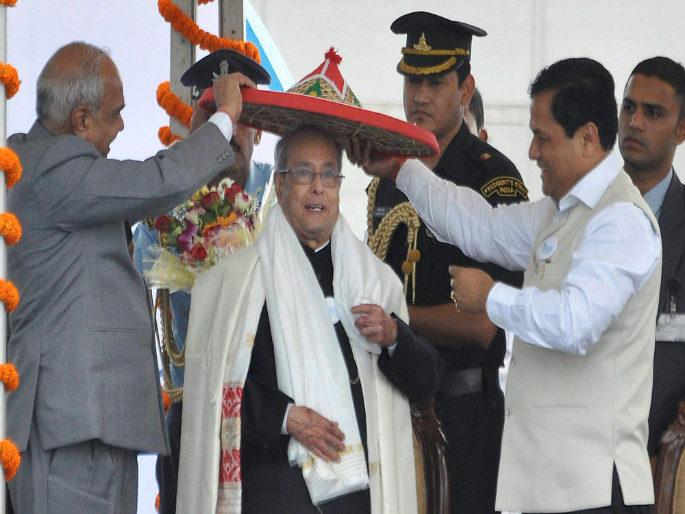 I refuse to agree that Indians are intolerant: President