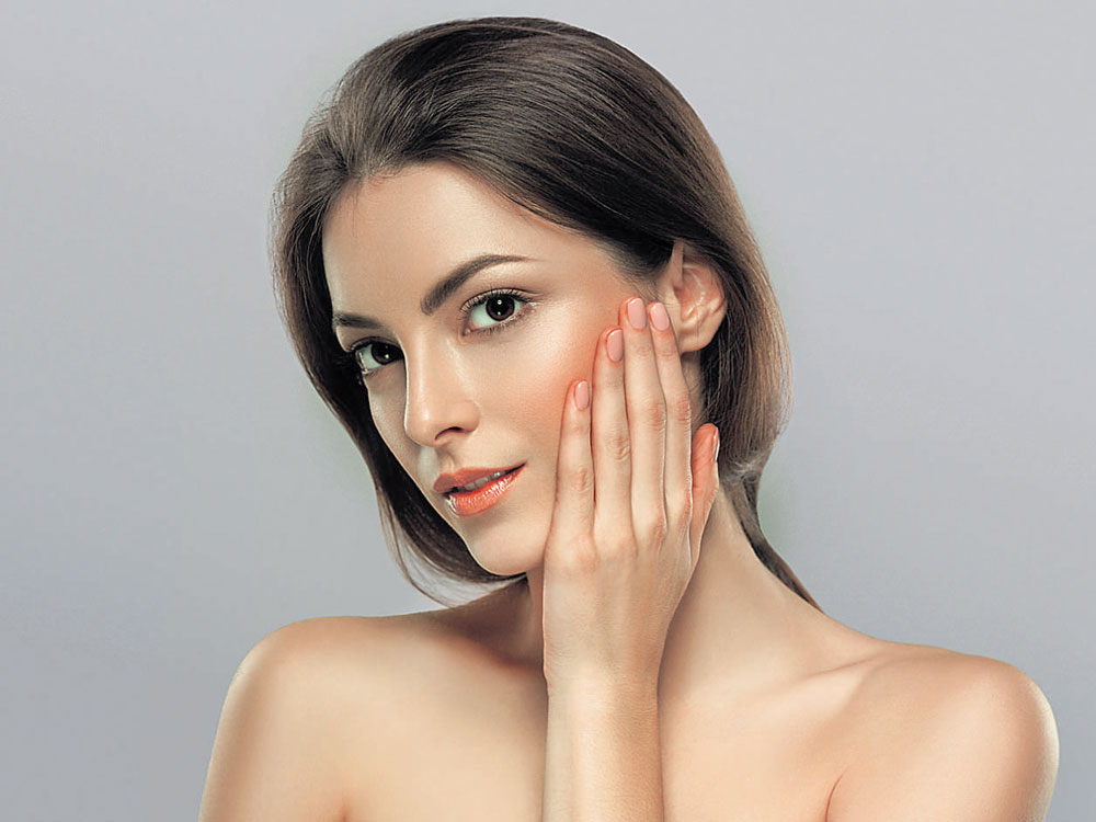 Defeat the signs of skin ageing