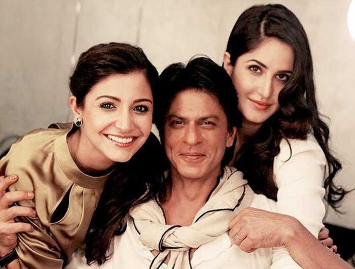 Anushka Sharma joins SRK, Katrina for Aanand L Rai's next