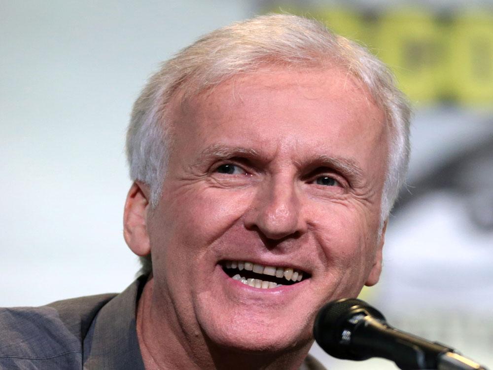 James Cameron addresses gap between 'Avatar' films