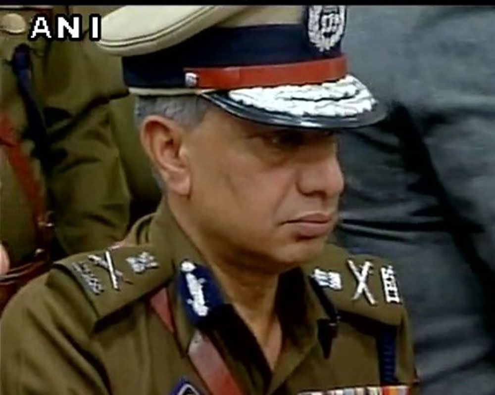 Militants killed in Sopore behind attack on police party: DGP