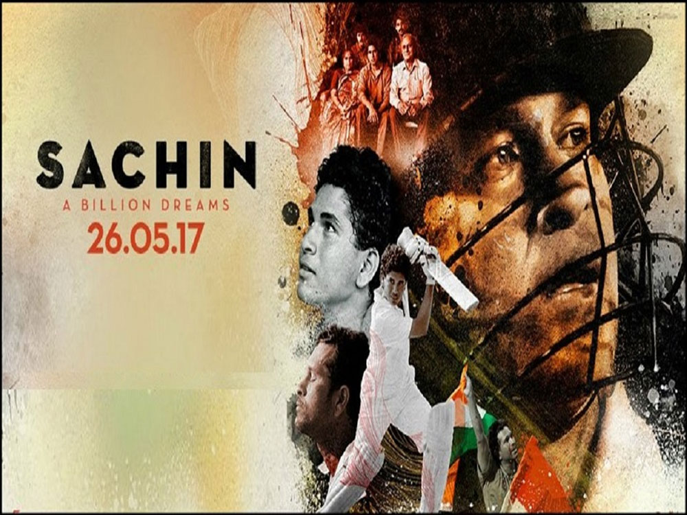 Sachin holds screening of his biopic for villagers in AP