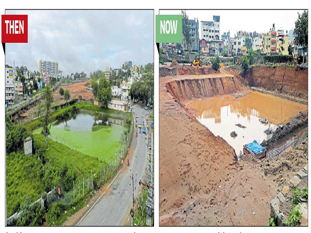 Sudha Murty may stop funding temple tank restoration project