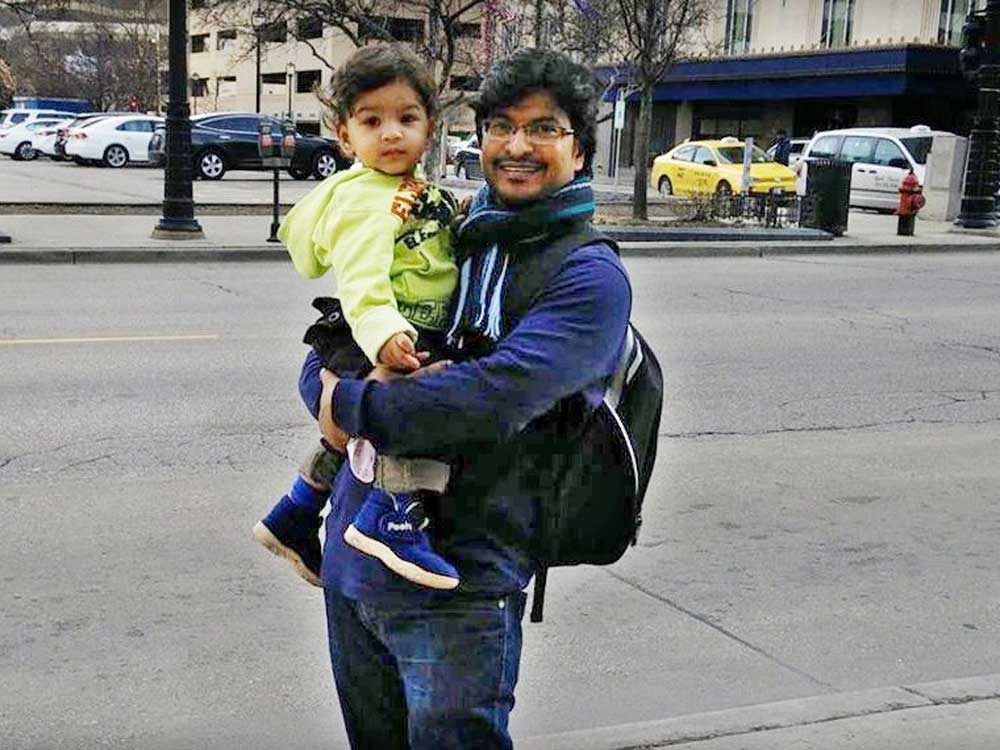 Father and son from Andhra Pradesh found dead in Detroit pool