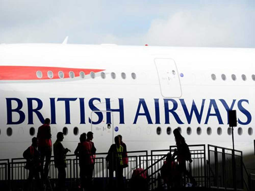Human error to blame for BA chaos: Report