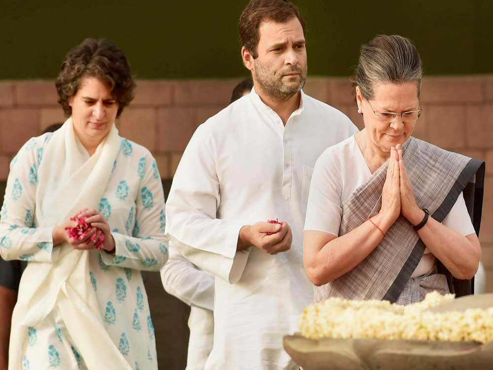 CWC to meet on June 6, discuss Rahul's elevation, prez poll