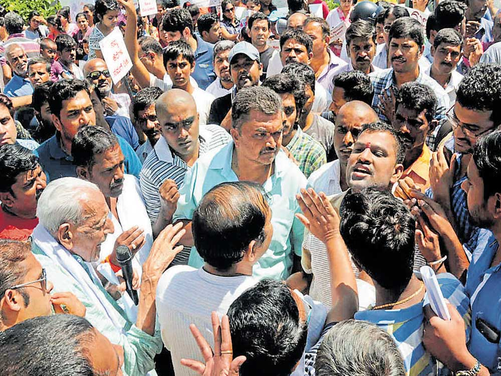 United Bengaluru files complaint over threat to kalyani, three lakes