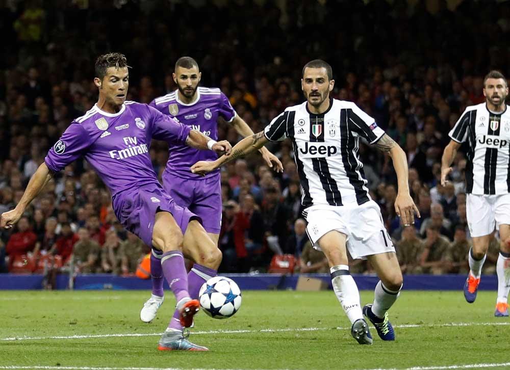 Two-goal Ronaldo fires Real to 12th European title