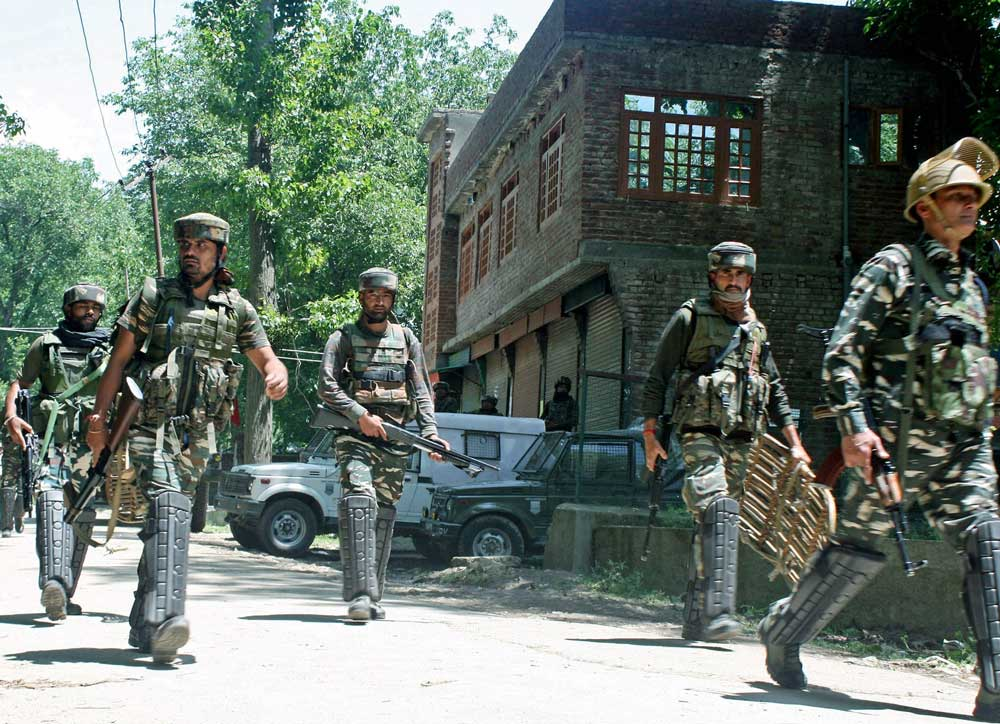 Army rejects Pak's claims of attack
