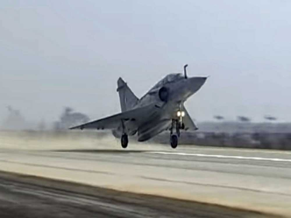 IAF to probe intrusion by Chinese copters