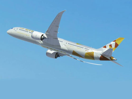 UAE's Etihad to suspend flights to Qatar