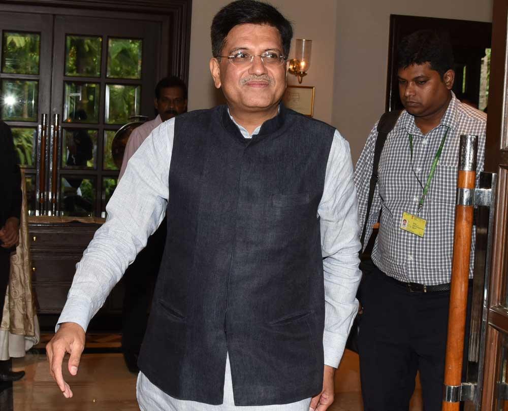 Media baron or politician, nobody immune from probe: Piyush Goyal