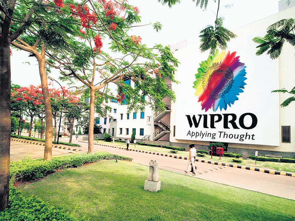 Wipro denies 'rumours' of stake sale