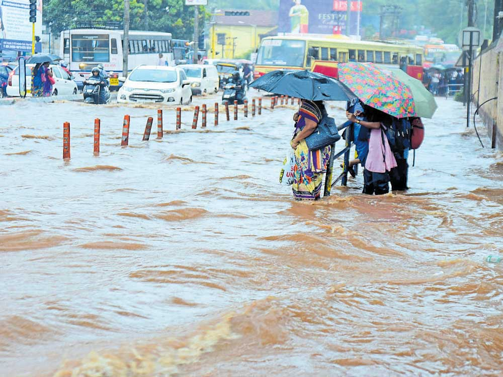 Monsoon delayed by 3-4 days