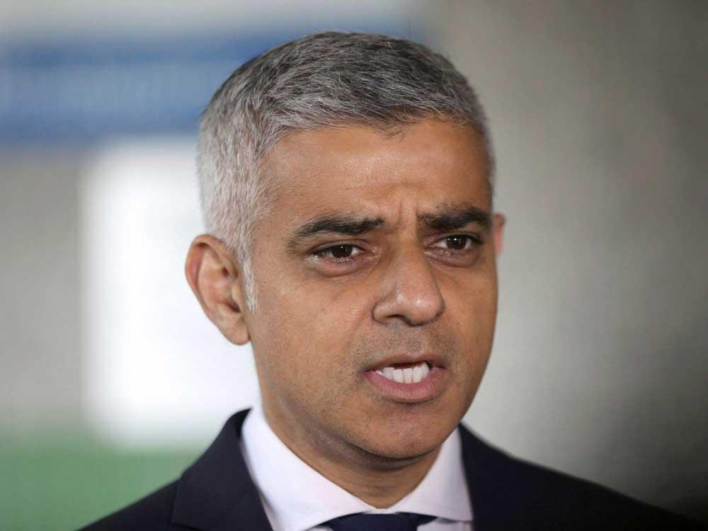 British govt, London mayor clash over UK invite to Trump
