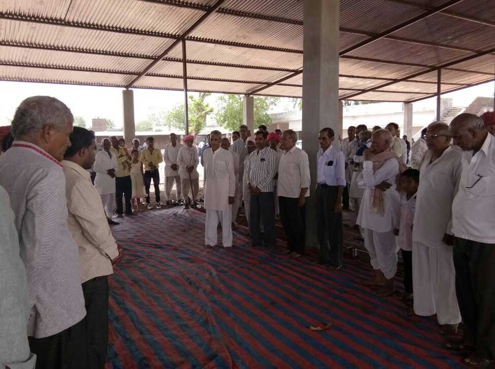Rajasthan farmers warns to launch protest like Mandasur against government