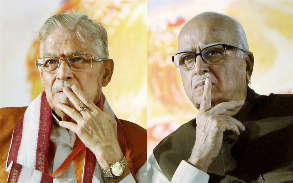 Babri demolition: Advani, Joshi, Uma get exemption from personal appearance