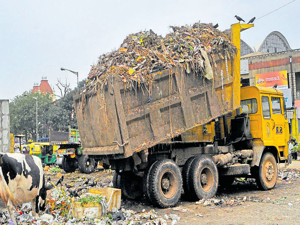 Waste woes may return as villagers protest dumping in their backyard