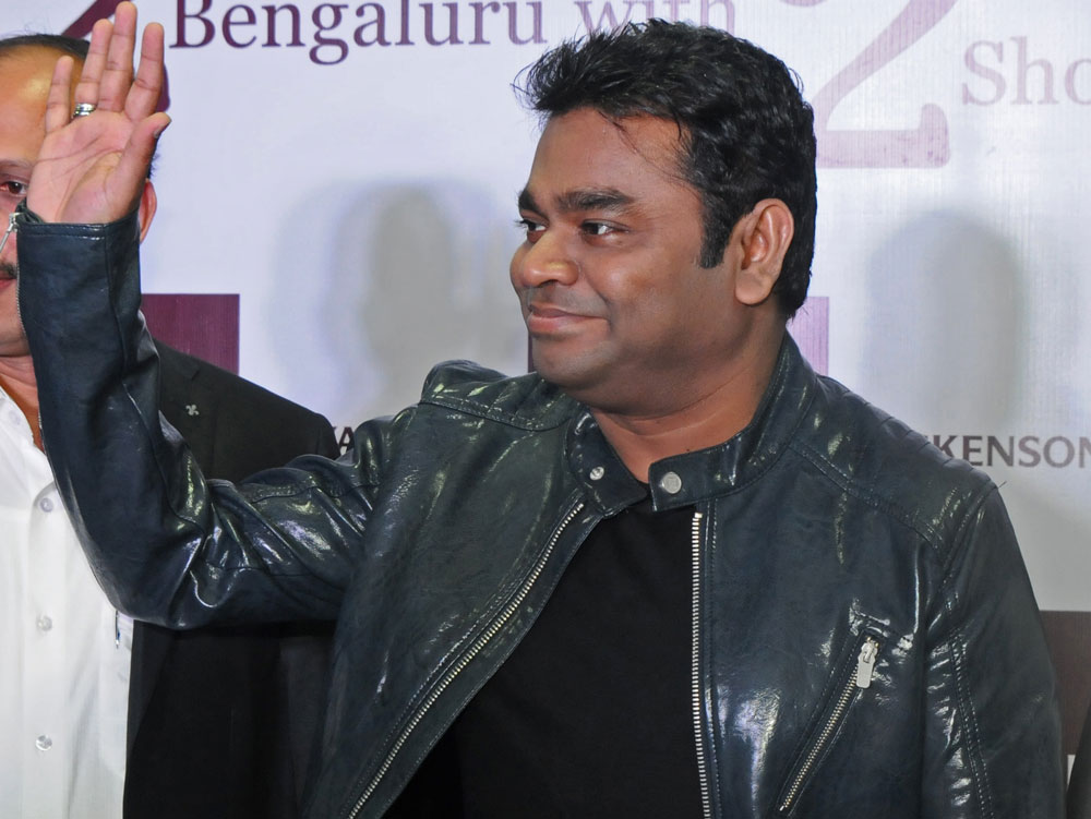 A R Rahman to perform in UK on July 8