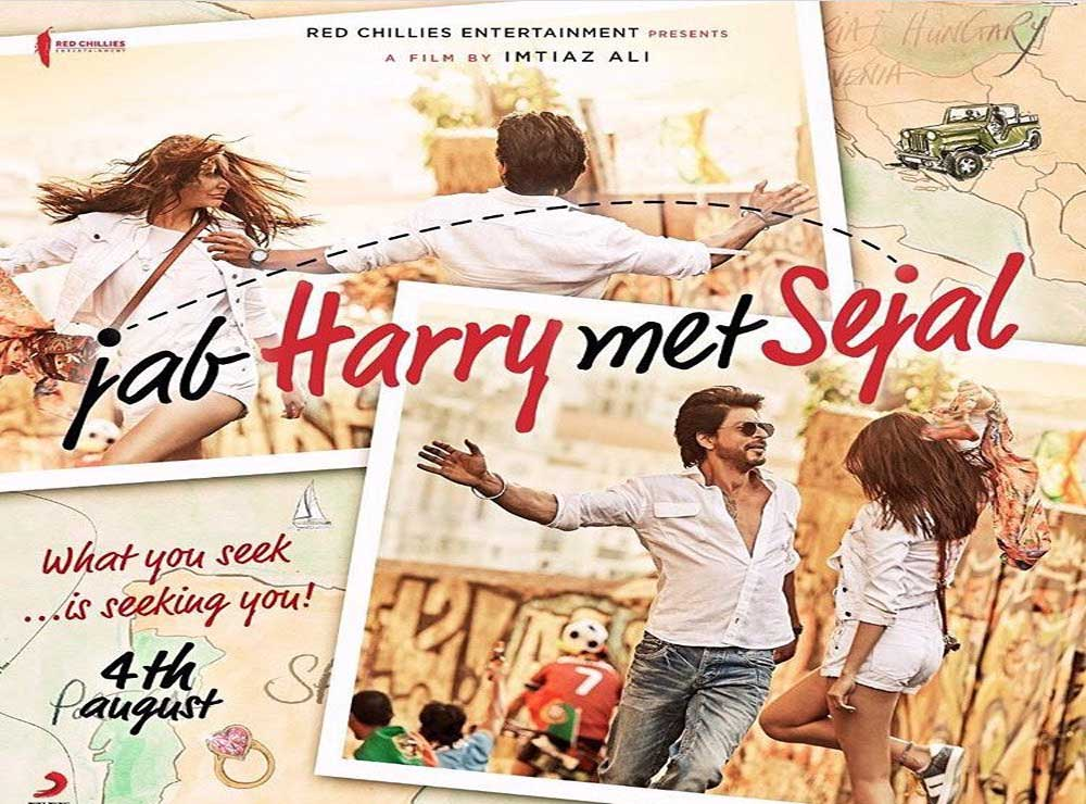 I suggested the title 'When Harry met Sejal': Ranbir