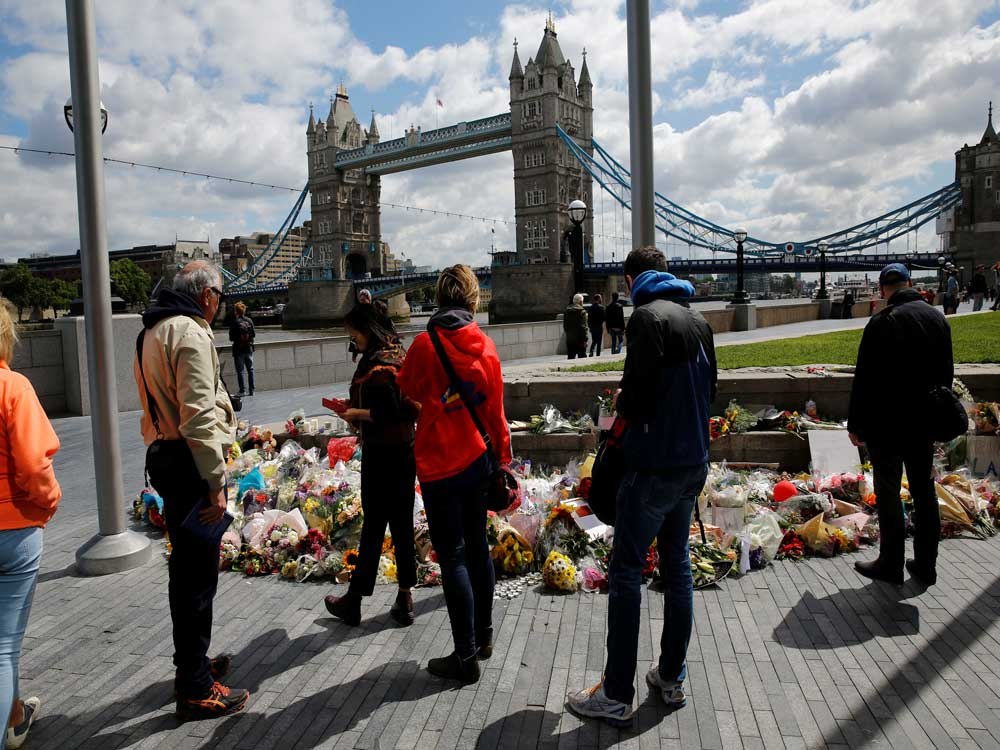 London Bridge attackers had 'planned to use 7.5 tonne lorry'