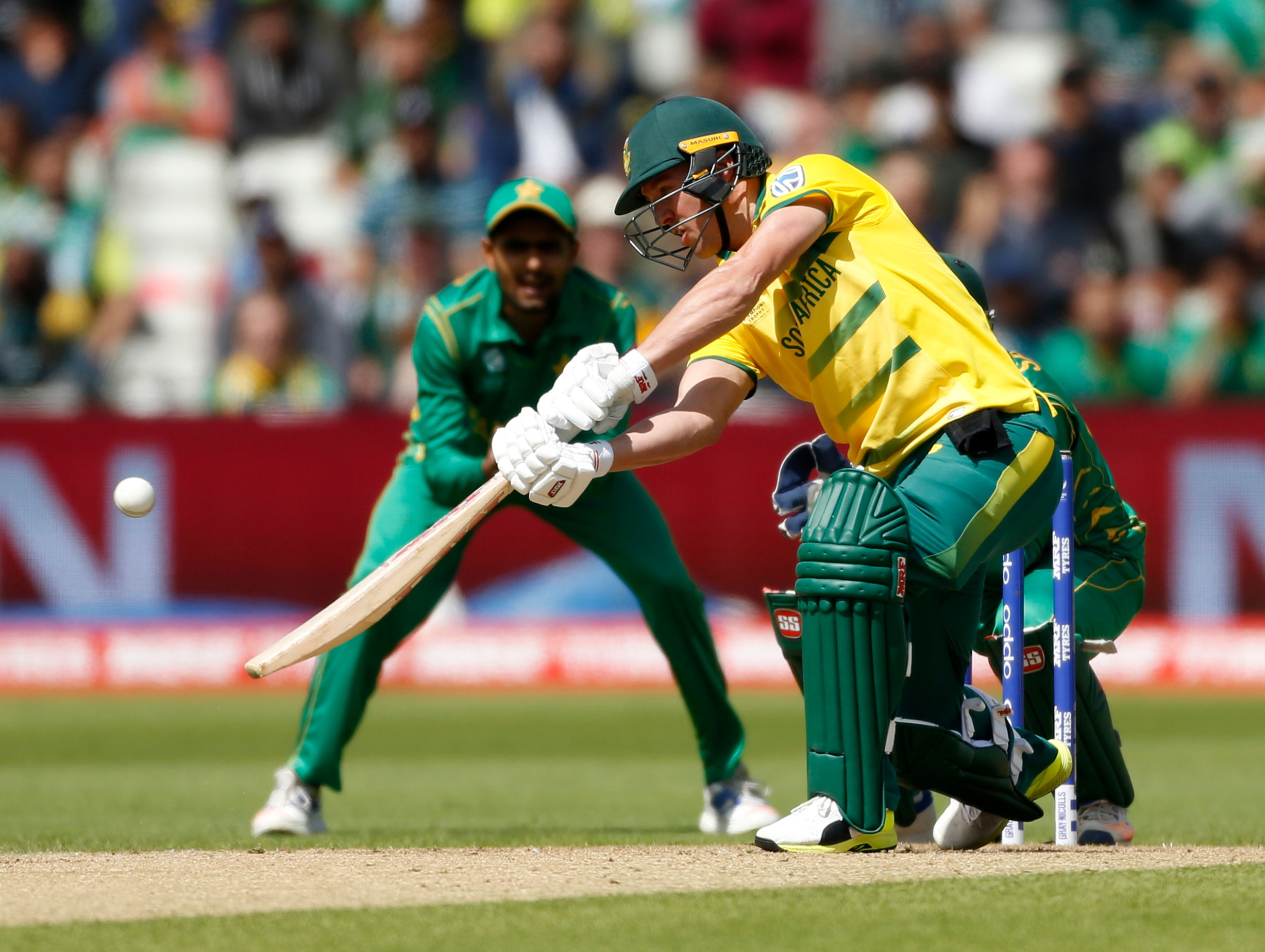 De Villiers excited about India clash