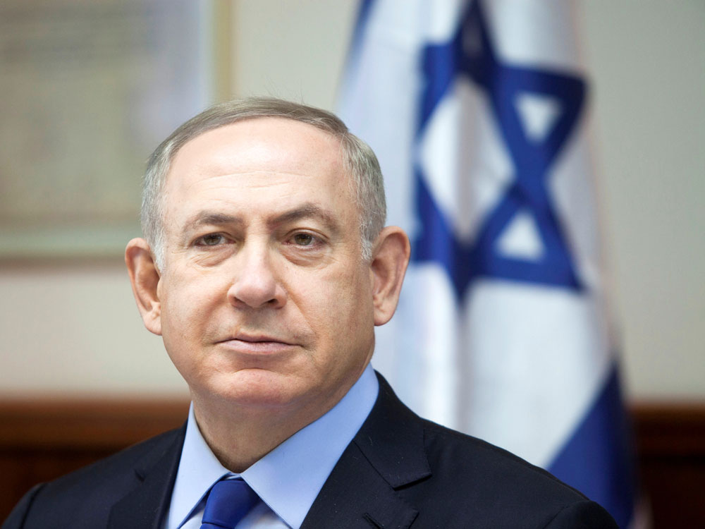 Israeli court asks journalist to pay USD 32,500 to Netanyahu