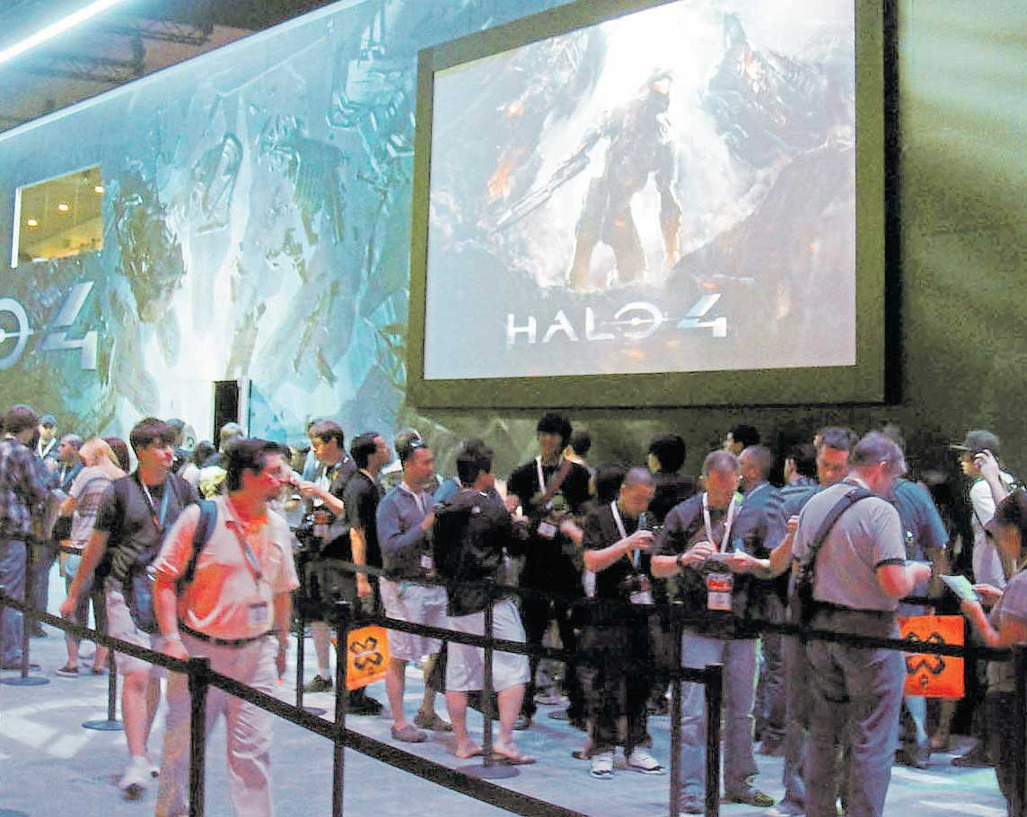 Despite new E3, the old stays in play