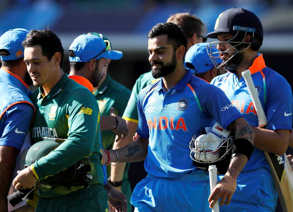 In order to win, you have to say things that hurt: Kohli