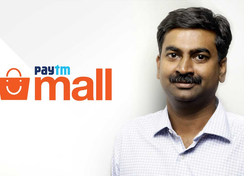 Paytm names Amit Sinha as COO of Paytm Mall