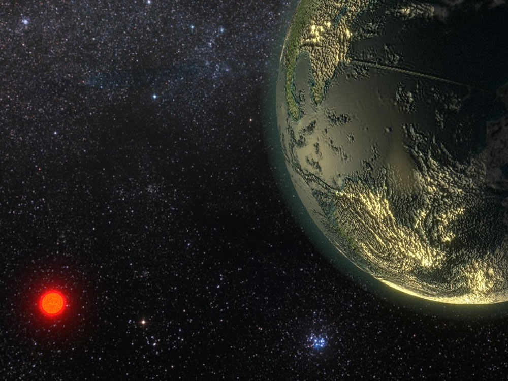 Humans will find alien life within two decades: expert