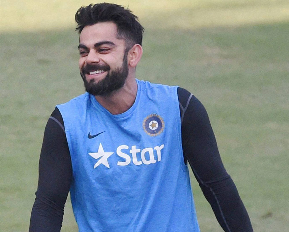 British Indian buys Kohli painting for Rs 2.4 crore