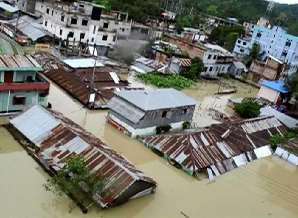 Bangladesh landslides toll reaches 144