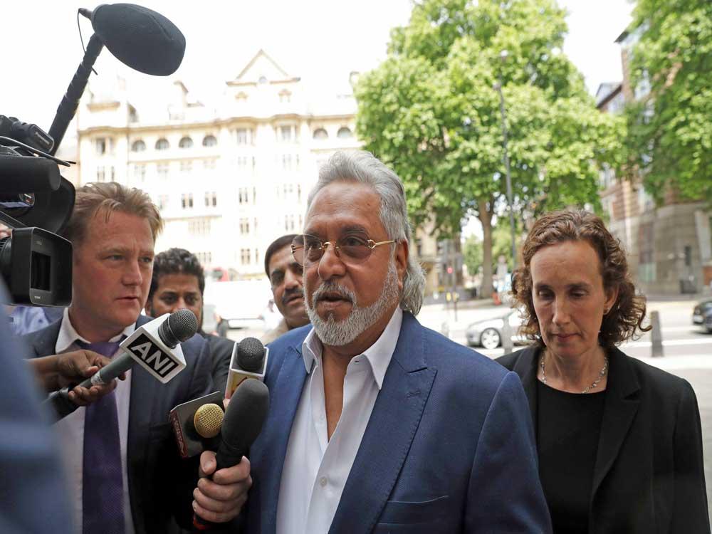 ED files charge sheet against Mallya, others in KFA-IDBI PMLA case
