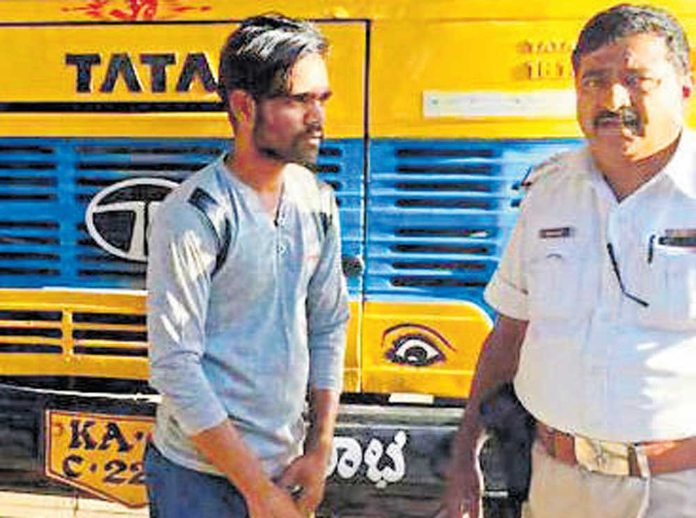 Milk tanker driver caught driving drunk
