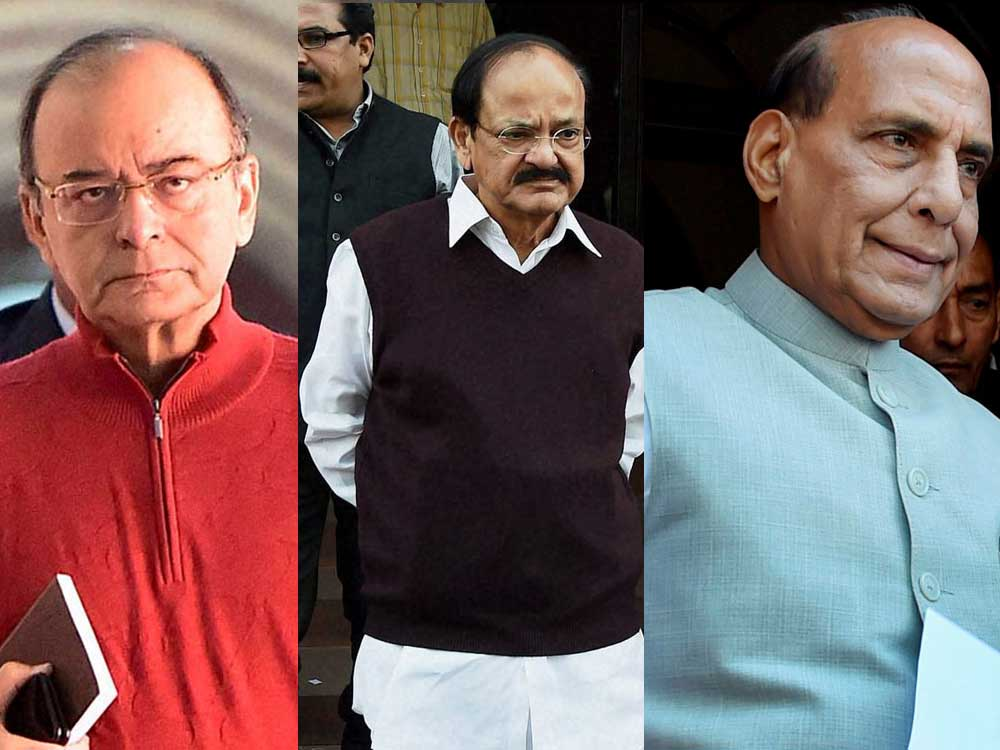 BJP working out strategy to ensure cross-voting during election