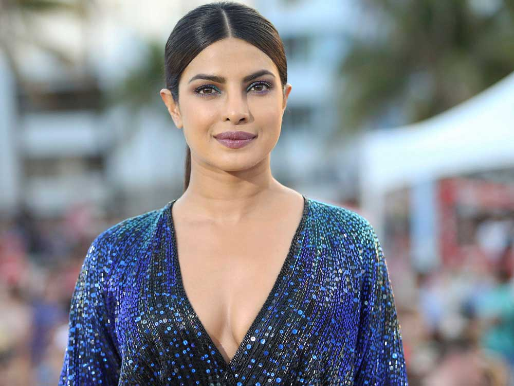 Priyanka beats Dwayne, Gadot to become social media favourite
