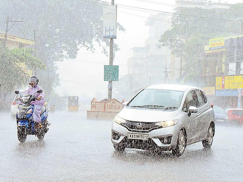 IMD forecasts more rain in the next 2-3 days in Bengaluru