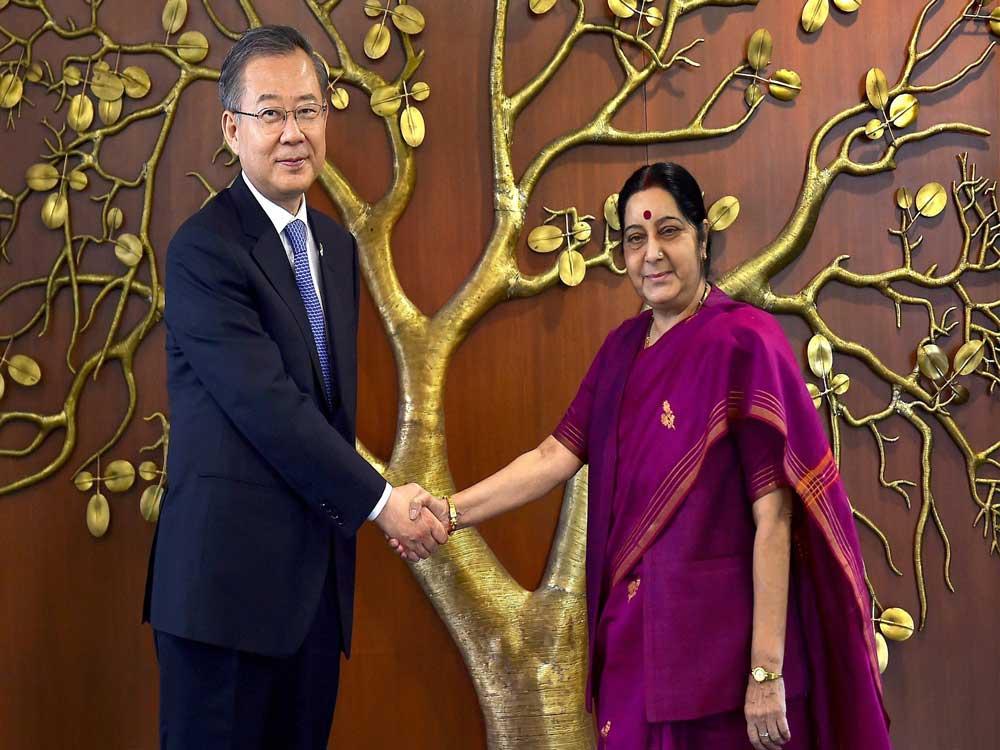 Delhi, Seoul move to re-engage as new South Korean leader's envoy meets Modi