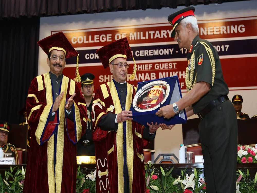 Faith in armed forces has not changed: Pranab Mukherjee
