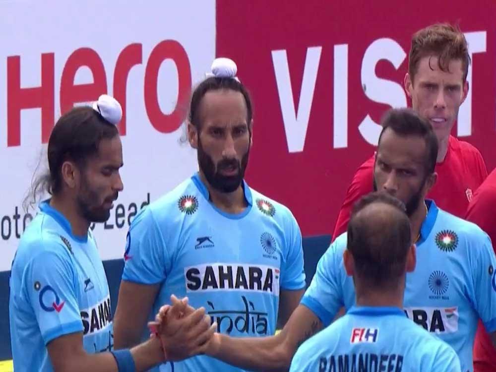 India maintain unbeaten run, beat Canada 3-0 in HWL Semi-Final