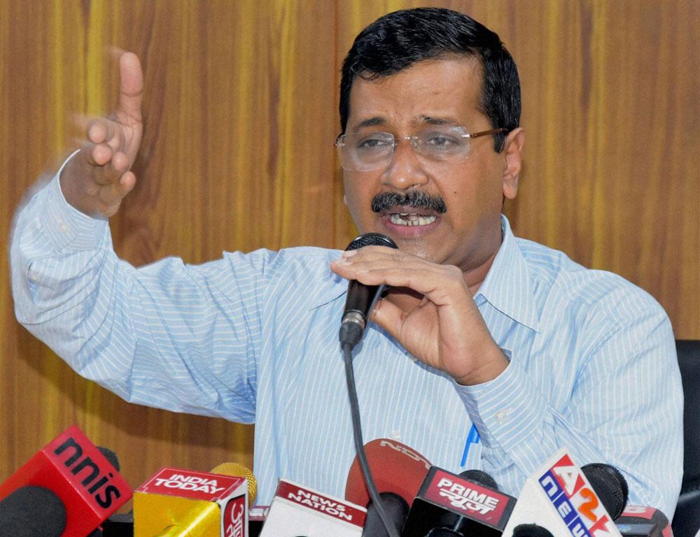 Provide documents, will probe irregularities in PWD: Kejriwal