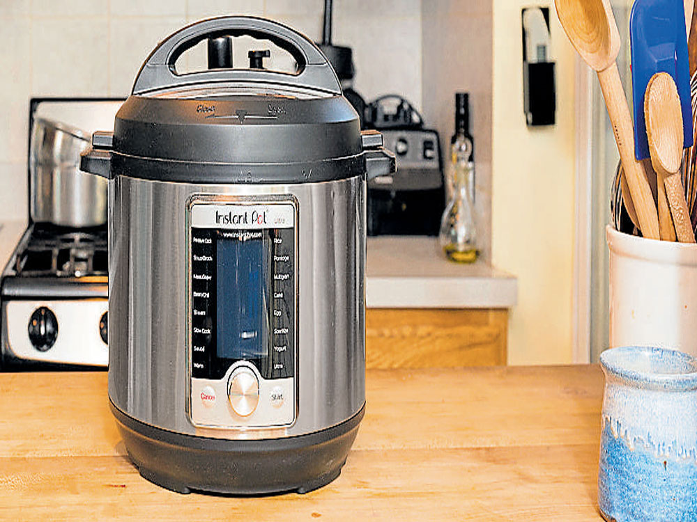 Instant pot, the latest prized kitchen gadget, has staying power