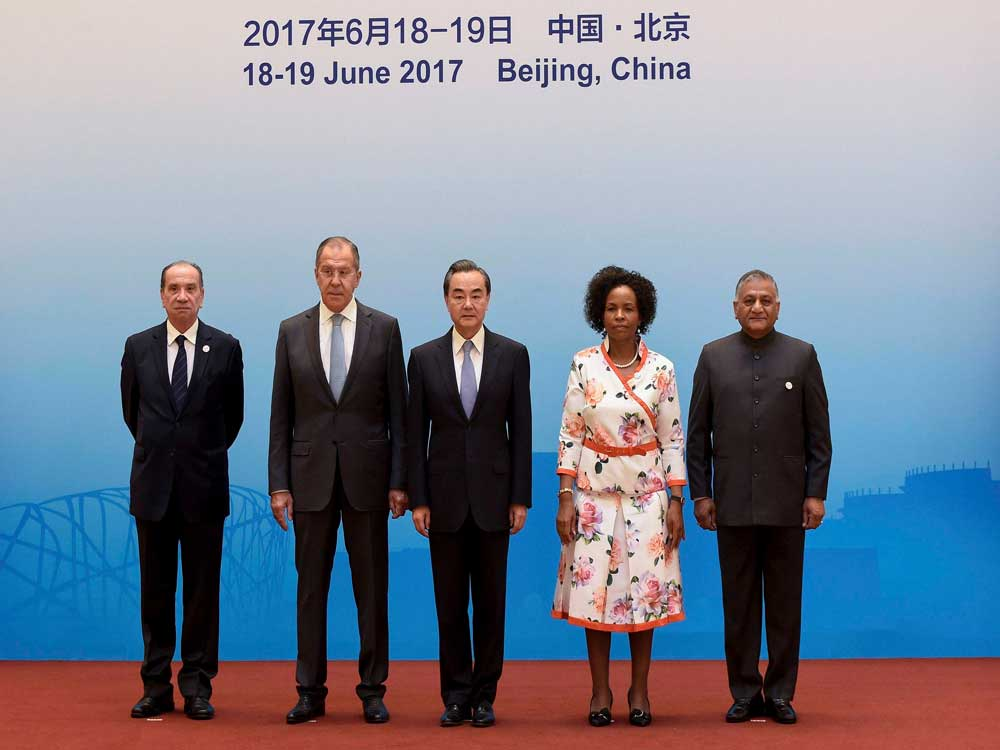India joins China, Russia to nudge US to reverse decision on Paris Accord